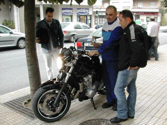14.000 Kilómetros con mis Bridgestone originales (Battlax BT 011 F, Battlax BT 020 R)