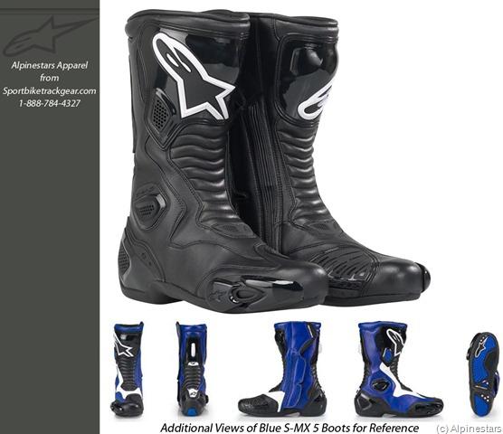 Dry Road señores motocicleta botas de cuero viajes botas impermeable hipora membrana