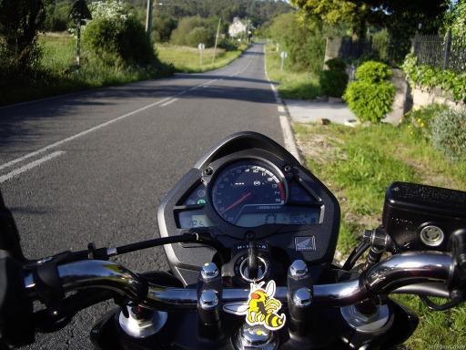 @PoluxCriville #ConduccionSegura #Moto (c) PóluxCrivillé