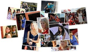 Ver Paddock Girls MotoGP 2010 Mugello (c) MotoGP.com, Motociclismo.es, SoloMoto.es, Masmoto.Net