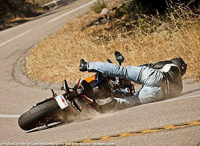 Chaqueta moto cuero y cordura