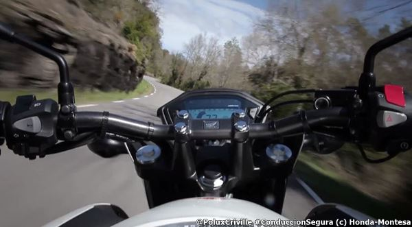 PoluxCriville_HondaMontesaTube-curvas-punto-gas-moto-conduccion-segura-Honda-cb500f