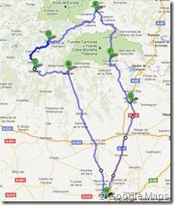 PoluxCriville-StrayBullet-Ruta-Montaña-Palentina-Guardo-Cistierna-Riaño-Potes-Cervera