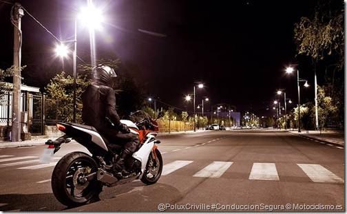 conduccion de noche