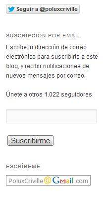 Twitter-Suscripción-Email-RSS