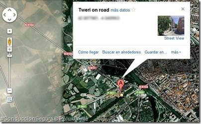 PoluxCriville_Solusoft_Tweri on Road-aviso-email-mapa-moto-conduccion-segura-android