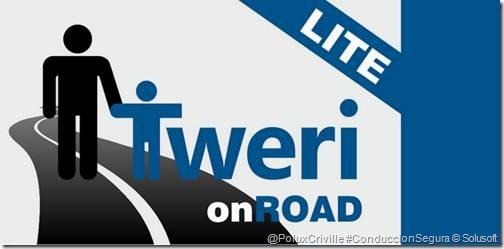 PoluxCriville_Solusoft_Tweri on Road_moto-conduccion-segura-android