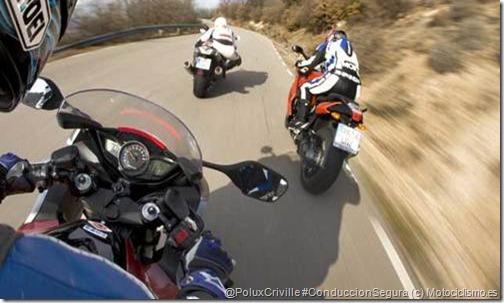 Salida en grupo, cómo organizarse para no perder rueda… Poluxcriville_motociclismo_kawabi_rutas