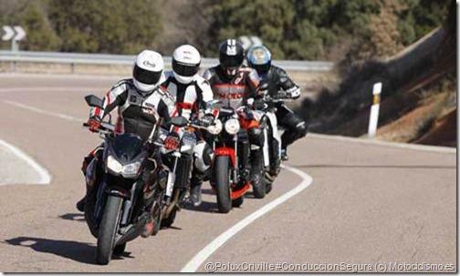 Salida en grupo, cómo organizarse para no perder rueda… Poluxcriville_motociclismo_rutas_viabuol