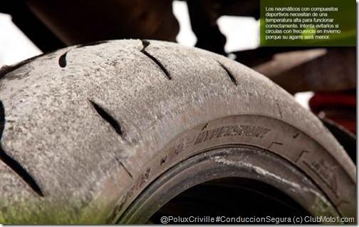 PoluxCriville-Moto1-Magazine-Nro-14-Informe-frio-neumaticos-moto-conduccion-segura