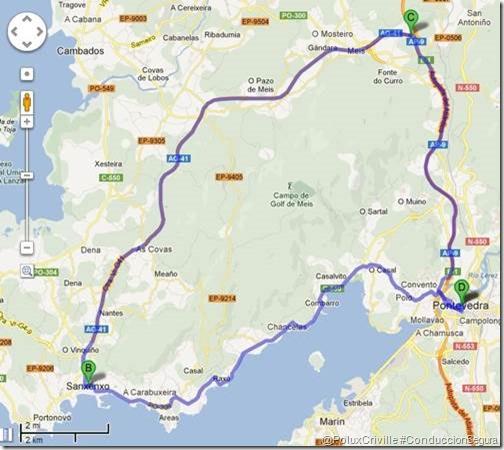 PoluxCriville-ruta-moto-Pontevedra-Sanxenxo