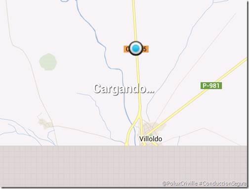 PoluxCriville-app-Direccion-General-Trafico-DGT-ruta-coche-cargando-datos