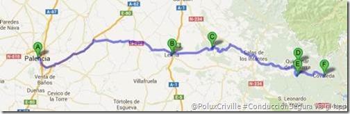 PoluxCriville-Stray Bullet-Palencia-Burgos-Soria-ruta-moto-Parque Natural Lagunas Glaciares de Neila
