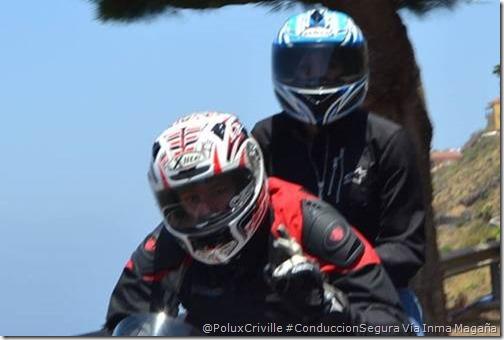PoluxCriville-Vía_Inma Magaña - Noemi Medina-moto-conduccion-segura-casco-integral