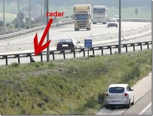 PoluxCriville-Vía_Evitemos los radares juntos-radar-movil-multas-DGT