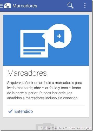 PoluxCriville-Google-Play-Kiosco-ConduccionSegura-Moto-Marcadores