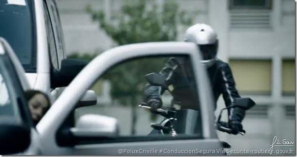 PoluxCriville-Via-Securite-routiere.gouv.fr-El mayor peligro es pensar que en moto no hay peligro