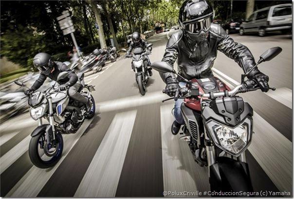 PoluxCriville-Via-Yamaha-conduccion-ciudad-precaucion-pasos-peatones-cruces- MT-125 2014