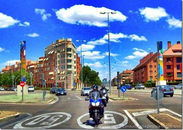 PluxCriville-Via_Conchi Ares-conduccion-segura-trafico-vulnerables-moto