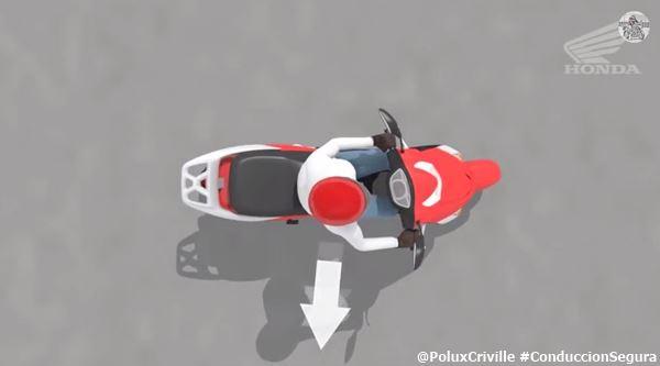 PoluxCriville-Via-Honda.com.br-Contramanillar en moto-conduccion-segura