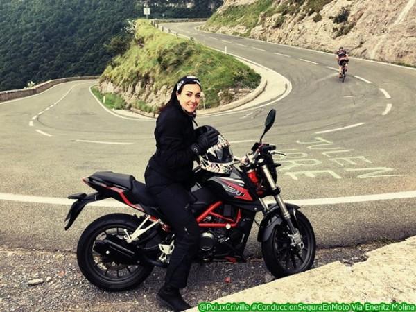 Ir protegidos y formados encima de la moto es vital para disfrutar al manillar con seguridad...