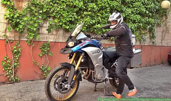 Igual que aseguras tu moto a todo riesgo, ¿podrías hacer lo mismo con tu equipación?