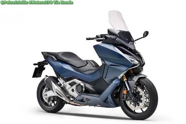 Scooter de 125cc de Honda